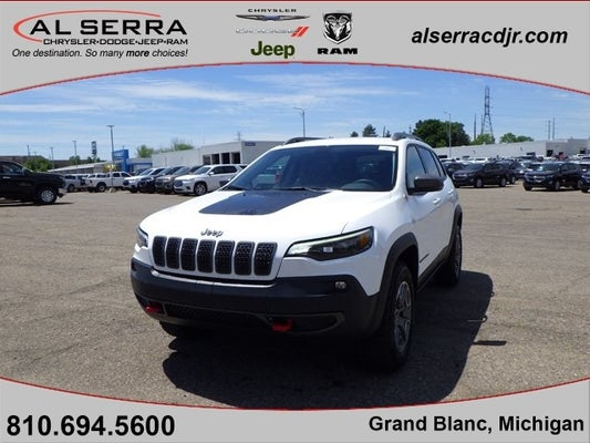2020 jeep cherokee trailhawk grand blanc mi goodrich holly rankin michigan 1c4pjmbx7ld589896 al serra chrysler dodge jeep ram