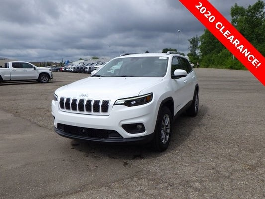 2020 jeep cherokee latitude plus grand blanc mi goodrich holly rankin michigan 1c4pjmlx0ld642243 al serra chrysler dodge jeep ram