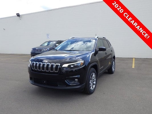 2020 jeep cherokee latitude plus grand blanc mi goodrich holly rankin michigan 1c4pjmlx1ld636886 al serra chrysler dodge jeep ram