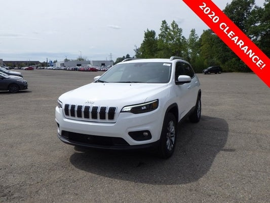 2020 jeep cherokee latitude plus grand blanc mi goodrich holly rankin michigan 1c4pjmlx4ld637563 2020 jeep cherokee latitude plus