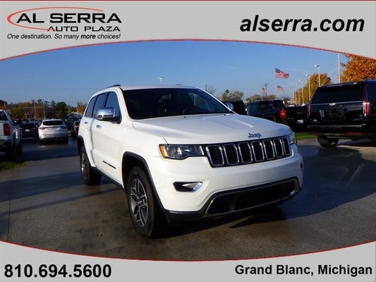 2018 jeep grand cherokee limited grand blanc mi goodrich holly rankin michigan 1c4rjfbg4jc423813 al serra chrysler dodge jeep ram