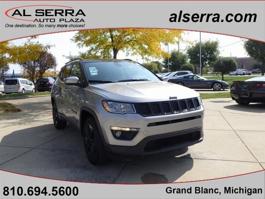 2018 jeep compass altitude grand blanc mi goodrich holly rankin michigan 3c4njdbb2jt325312 2018 jeep compass altitude