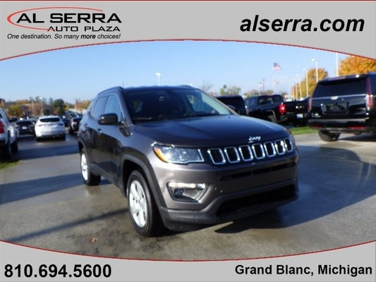 ypjanqpv bxxpm https www alserrachryslerdodgejeepram com used grand blanc 2018 jeep compass latitude 3c4njdbb8jt307137