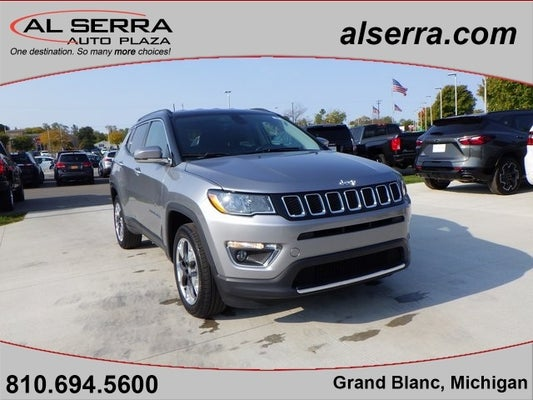 2018 jeep compass limited grand blanc mi goodrich holly rankin michigan 3c4njdcb4jt104390 2018 jeep compass limited